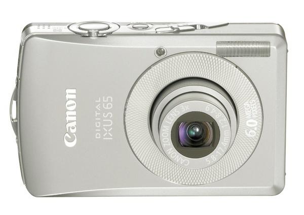Canon Digital Camera IXUS 65