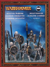 Warhammer Vampire Counts Skeleton Warriors