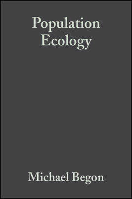 Population Ecology by Michael Begon image
