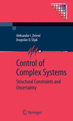 Control of Complex Systems by Aleksandar Zecevic image