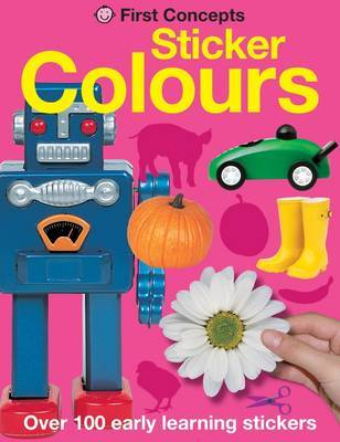 Colours by Roger Priddy