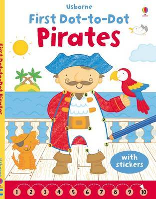 First Dot-to-Dot Pirates by Sam Taplin