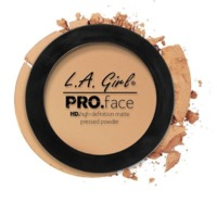 LA Girl HD Pro Face Powder - Soft Honey image