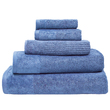 Bambury Costa Cotton Hand Towel (Cornflower)