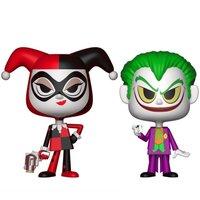 Harley Quinn + Joker - Vynl. Figure 2-Pack