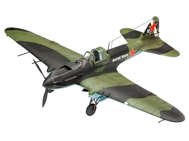 Revell 1/48 Stormovik IL-2 - Scale Model Kit