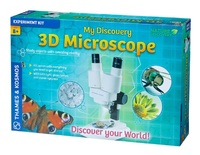 My Discovery - 3D Microscope Kit