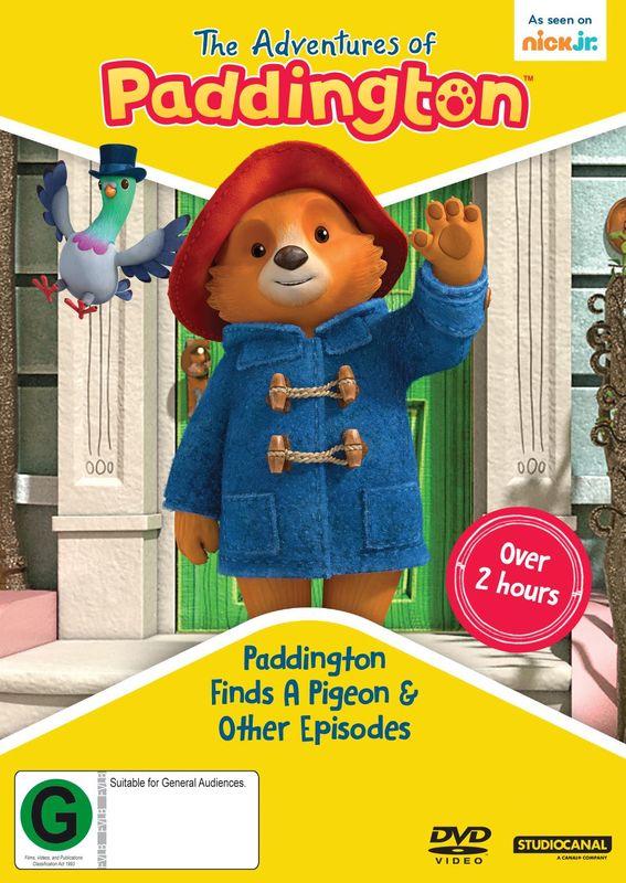 The Adventures Of Paddington: Season 1 - Vol 1 on DVD