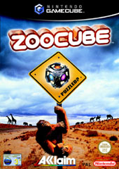 Zoocube for GameCube