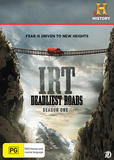Ice Road Truckers: Deadliest Roads on DVD