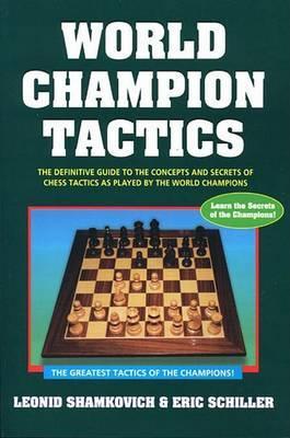 World Champion Tactics by Leonid Shamkovich image