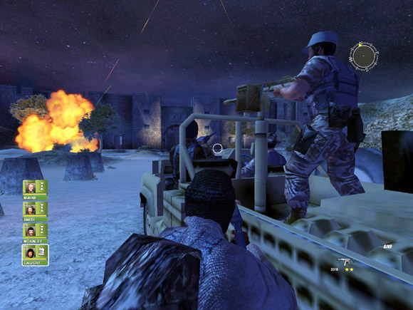 Conflict Desert Storm II for PC Games image