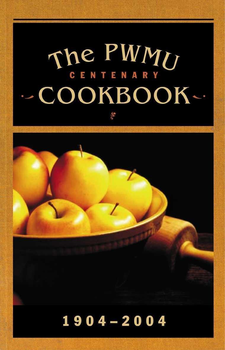 The PWMU Centenary Cookbook image