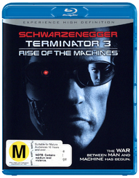 Terminator 3 - Rise Of The Machines on Blu-ray