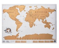 Scratch off World Map (Luckies of London) image