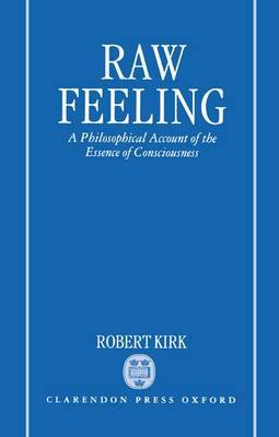 Raw Feeling by Robert Kirk