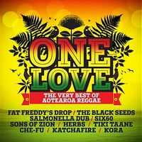 One Love: The Very Best Of Aotearoa Reggae by Various image