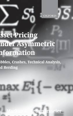 Asset Pricing under Asymmetric Information by Markus K. Brunnermeier image