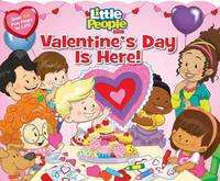 Fisher-Price Little People: Valentine's Day Is Here! by Matt Mitter