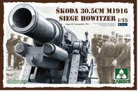 Takom Skoda 30.5cm M1916 Siege Howitzer