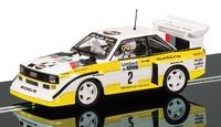 Scalextric: DPR Audi Sport Quattro E2 #2 - Slot Car