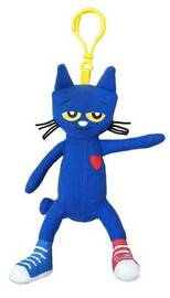 Pete the Cat Backpack Pull by Eric Litwin