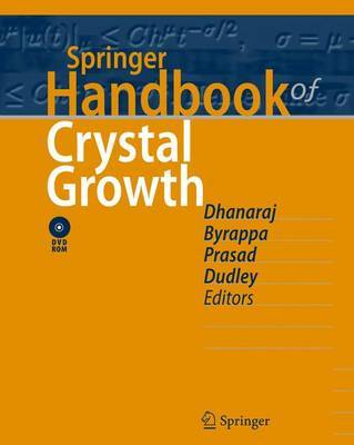 Springer Handbook of Crystal Growth