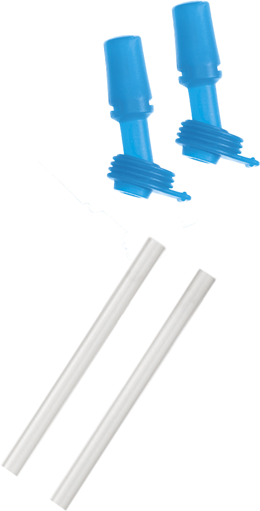 Camelbak Eddy Kids Bite Valve/Straw (Blue) image