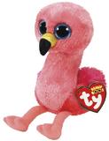 Ty Beanie Boo: Gilda Flamingo - Small Plush