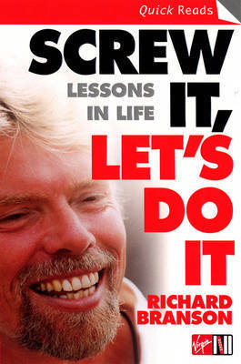 Screw it, Let's Do it: Lessons in Life by Richard Branson image