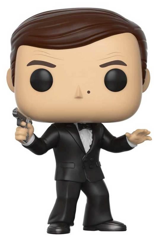 James Bond (Roger Moore Ver.) - Pop! Vinyl Figure