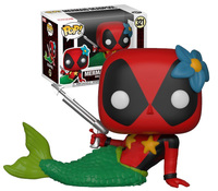 Deadpool: Mermaid Deadpool - Pop! Vinyl Figure