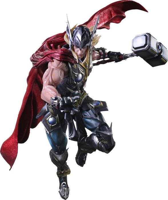 Marvel Universe: Thor - Variant Play Arts Kai Figure