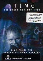 Sting - The Brand New Day Tour on DVD