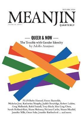 Meanjin Vol 78 No 1 by Jonathan Green