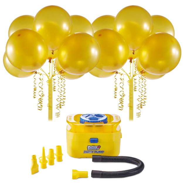 Bunch O' Balloons: Air Pump Starter Pack - (Gold)