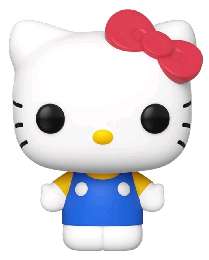 Sanrio: Hello Kitty (Classic Ver.) - Pop! Vinyl Figure image