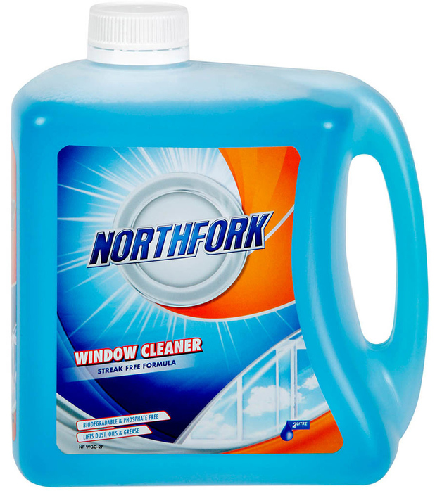Northfork GECA Window and Glass Cleaner 2L