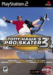 Tony Hawk Pro Skater 3 for PS2