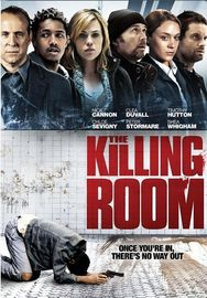 The Killing Room on DVD