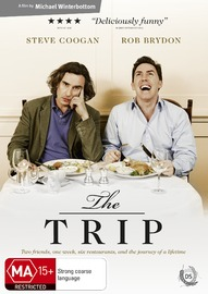 The Trip DVD image