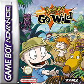 Rugrats Meet the Wild Thornberrys for Game Boy Advance