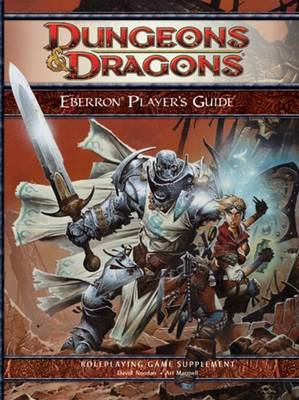 Eberron Players Guide by David Noonan image