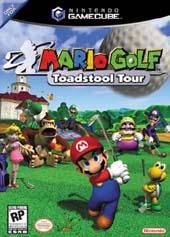 Mario Golf for GameCube