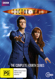 Doctor Who - The Complete Fourth Series DVD