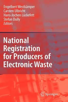 National Registration for Producers of Electronic Waste image