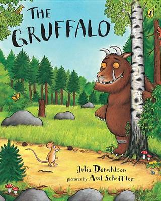 The Gruffalo by Julia Donaldson image