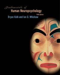 Fundamentals of Human Neuropsychology by Bryan Kolb image