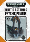 Warhammer 40,000 Heretic Astartes - Psychic powers