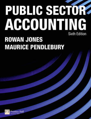 Public Sector Accounting by Rowan Jones